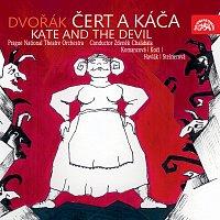 Orchestr Národního divadla, Zdeněk Chalabala – Dvořák: Čert a Káča. Opera o 3 dějstvích – CD