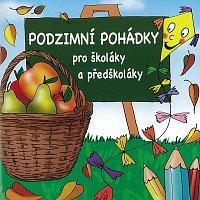 Různí interpreti – Podzimní pohádky pro školáky a předškoláky – CD