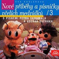 Václav Vydra, Ilona Svobodová, Tomáš Pergl – Košlerová: Včelí medvídci Nové příběhy a písničky – CD