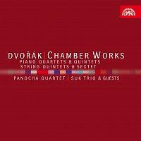 Panochovo kvarteto, Sukovo trio – Dvořák: Komorní dílo – CD