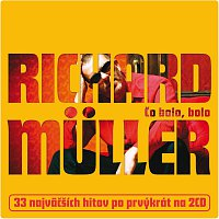 Richard Müller – Co bolo, bolo – CD