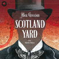 Martin Sláma – Scotland Yard (MP3-CD) – CD-MP3