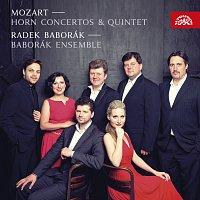 Radek Baborák, Baborák Ensemble – Mozart: Hornové koncerty a kvintet – CD