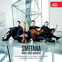 Pavel Haas Quartet – Smetana: Smyčcové kvartety č. 1 e moll & č. 2 d moll – CD