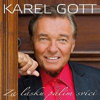 Karel Gott – Za lásku pálím svíci – CD