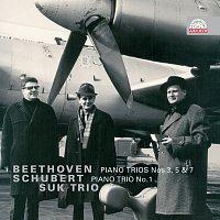 Sukovo trio – Beethoven & Schubert: Klavírní tria – CD