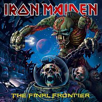 Iron Maiden – The Final Frontier – CD
