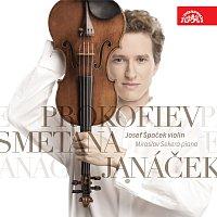 Josef Špaček, Miroslav Sekera – Janáček, Smetana, Prokofjev – CD