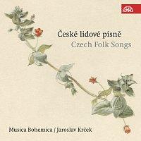 Musica Bohemica, Jaroslav Krček – České lidové písně – CD