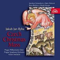 Pražský filharmonický sbor, Symfonický orchestr hl. m. Prahy (FOK), Václav Smetáček – Ryba: Czech Christmas Mass – CD