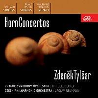 Zdeněk Tylšar – R. Strauss, F. J. Strauss & Mozart: Koncerty pro lesní roh a orchestr – CD