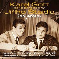 Karel Gott – Konec ptačích árií - Karel Gott zpívá písně s texty Jiřího Štaidla - Zlatá kolekce – CD