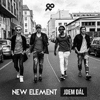 New Element – Jdem dál – CD