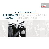 Vlachovo kvarteto – Beethoven & Mozart: Smyčcové kvartety – CD
