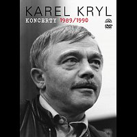 Karel Kryl – Koncerty 1989/1990 – DVD