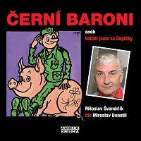 Miroslav Donutil – Švandrlík: Černí baroni – CD-MP3