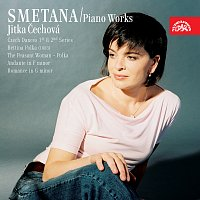 Jitka Čechová – Smetana: Klavírní dílo 3 (České tance, Bettina polka, Venkovanka, Romance g moll...) – CD