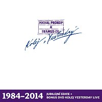 Michal Prokop, Framus Five – Kolej Yesterday – CD+DVD