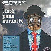 Richard Honzovič – Jistě, pane ministře (MP3-CD) – CD-MP3