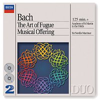 Academy of St. Martin in the Fields, Sir Neville Marriner – Bach, J.S.: The Art of Fugue; A Musical Offering [2 CDs] – CD
