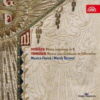 Musica Florea, Marek Štryncl – Voříšek: Missa in B - Tomášek: Messa con Graduale et Offertorio – CD