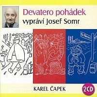 Josef Somr – Čapek: Devatero pohádek – CD