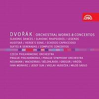 Různí interpreti – Dvořák: Orchestrální dílo – CD