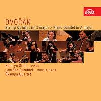 Laurene Durantel, Kathryn Stott, Škampovo kvarteto – Dvořák: Smyčcový kvintet G dur, op. 77, Klavírní kvintet č. 2 A dur, op. 81 – CD