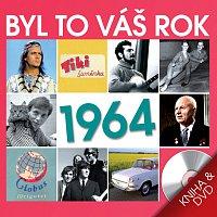 Různí interpreti – Byl to váš rok 1964 – DVD