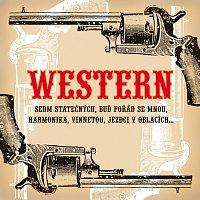 Různí interpreti – Western Poklad na stříbrném plátně – CD