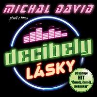 Michal David – Decibely lásky (Písně z filmu) – CD