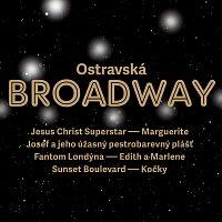 Různí interpreti – Ostravská Broadway – CD