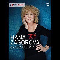 Hana Zagorová – 70 – CD+DVD