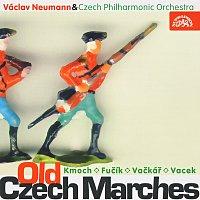 Česká filharmonie/Václav Neumann – Kmoch, Fučík, Vačkář, Vacek: Staré české pochody – CD