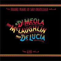 Al Di Meola, John McLaughlin, Paco De Lucía – Friday Night In San Francisco – CD