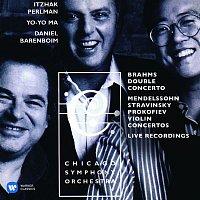 Itzhak Perlman, Chicago Symphony Orchestra, Daniel Barenboim – The Erato & Teldec Recordings – CD