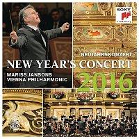 Mariss Jansons, Wiener Philharmoniker, Johann Strauss, Jr. – New Year's Concert 2016 / Neujahrskonzert 2016 – CD