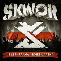 Škwor – 15 Let - Praha Incheba Arena – CD+DVD