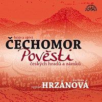 Barbora Hrzánová, Čechomor – Pavel, Rauvolf: Pověsti českých hradů a zámků – CD