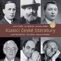 Různí interpreti – Hašek, Neruda, Čapek, Pavel, Hrabal, Škvorecký: Klasici české literatury – CD