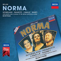 Dame Joan Sutherland, Luciano Pavarotti, Samuel Ramey, Montserrat Caballé – Bellini: Norma – CD