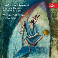 Musica Bohemica, Jaroslav Krček – Písně a tance barokní – CD
