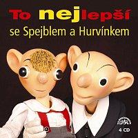 Divadlo S + H – To nejlepší se Spejblem a Hurvínkem – CD