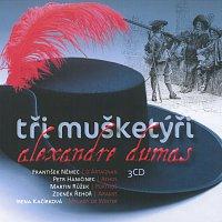 Různí interpreti – Dumas: Tři mušketýři – CD