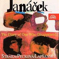"""Dagmar Pecková, Peter Straka, Marián Lapšanský – Janáček: Zápisník zmizelého, Sonáta es moll """"Z ulice"""" – CD"""