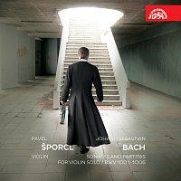 Pavel Šporcl – Bach: Sonáty a partity – CD