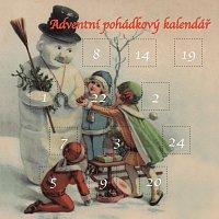 Různí interpreti – Adventní pohádkový kalendář 3 – CD