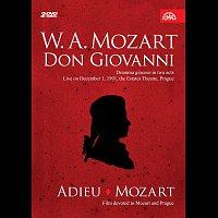 Orchestr Národního divadla v Praze, Sir Charles Mackerras – Mozart: Don Giovanni, Adieu, Mozart – DVD