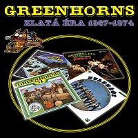 (Zelenáči) Greenhorns – Zlatá éra 1967 - 1974 – CD