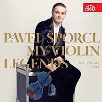 Pavel Šporcl – My Violin Legends – CD